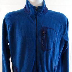 Marmot B8350  Full-Zip Fleece Midweight Jacket MED